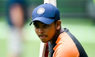 Indian cricketer suspended for failing dope test