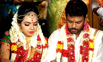 Director R. Pandiarajan Son Prithvirajan-Akshaya wedding Stills