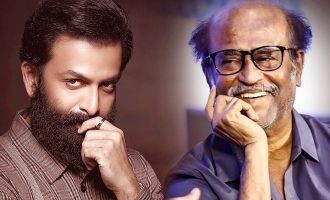 Why Prithviraj wrote long apology letter to Superstar Rajinikanth