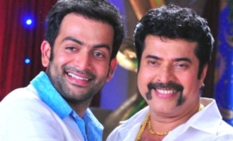 After Mohanlal, Prithviraj next with Mammootty!