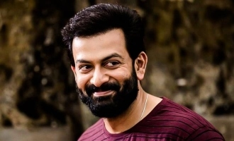 After corona treatment, Prithviraj gives happy news for fans!