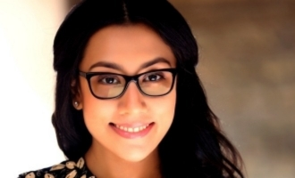Sathyaraj's daughter denies rumours about her