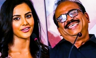 Yenoda PENGUIN Nanjil Sampath Sir : Priya Anand Speech