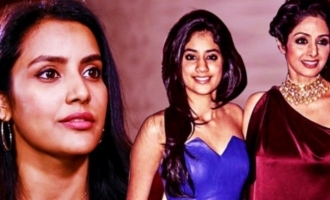 Why Jhanvi Kapoor Can't Act in this Biopic ? : Priya Anand Reveals