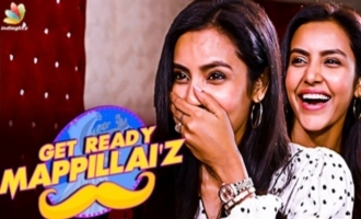 Are You Priya Anand's Mappillai ? - Interview | Get Ready Mappillai'z