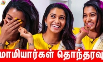 Priya Bhavani Shankar about Mother in Law trouble