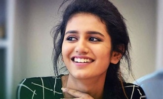 Priya Varrier lands in trouble!