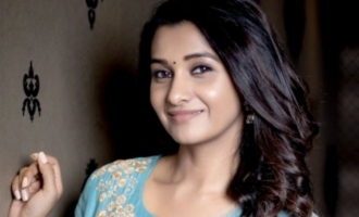 Priya Bhavani Shankar troubled by fake ID!
