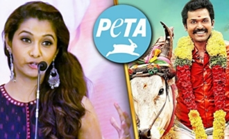 Priya Bhavani Shankar's Strong Reply to PETA