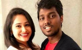Priya Atlee ask question to Atlee