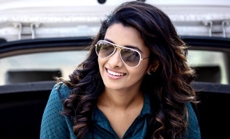 Priya Bhavani Shankar turns sportswoman?