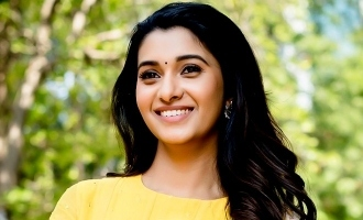 """You remain my sunshine!"" Priya Bhavani Shankar's wishes to her love will melt you!"