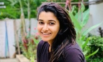 Priya Bhavani Shankar trolls herself with a famous Vadivelu dialogue