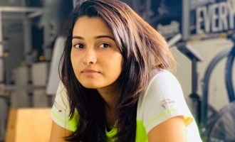 Priya Bhavani Shankar pens an emotional note on demise of Grandfather!