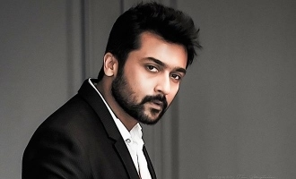 Official: Suriya to pair with this happening gorgeous heroine!