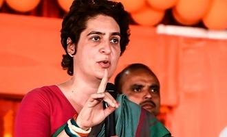 Priyanka Gandhi slams BJP!