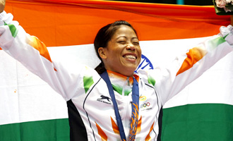 The real Mary Kom
