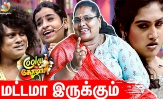 Vanitha is my sister in law - Priyanka Robo Shankar interview