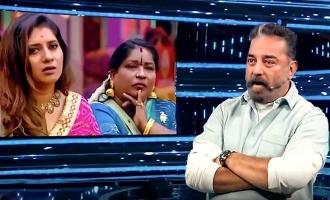 Kamal Haasan schools Priyanka in the new promo! Housemates in shock