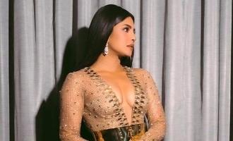 Billboard Music Awards 2021 Priyanka Chopra Nick Jonas Redefine Power Dressing And How – தமிழ் News