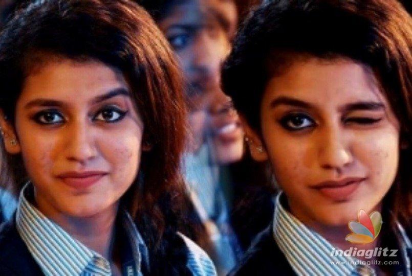 The story behind Priya Prakash Varriers wink