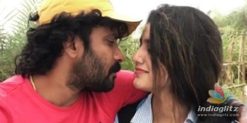 Priya Prakash Varrier latest kissing video with cinematographer goes viral