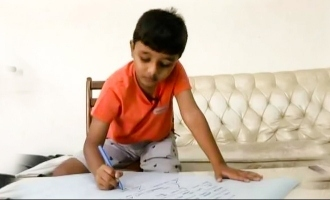 8 Year Old Chennaiite Knows 106 Languages