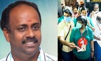 தயாரிப்பாளர் சங்கத் தேர்தல்: டிஆர் தோல்வி, வெற்றி பெற்ற விஜய் பட தயாரிப்பாளர்!