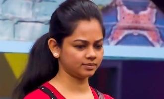 Biggboss Tamil season 4 Anitha get topple card and Samyuktha nominated