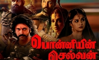 After Indian 2, its Ponniyin Selvan?
