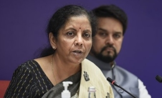 Covid is an act of God, says finance minister Nirmala Sitharaman!