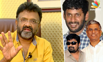 T Siva reveals dirty secrets about Vishal, Mysskin, Prakash Raj : Interview