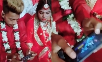 Bridegroom plays PUBG immediately after marriage: Bride shocked!