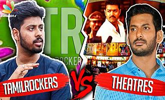 Tamilrockers ah Tamilnadu Theatres ah ? - Public Opinion