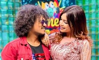 Pugazh wishes Darsha by calling new nickname