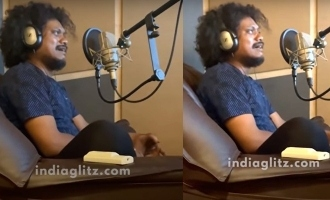 Cooku with comali pughaz dubbing with cry video viral