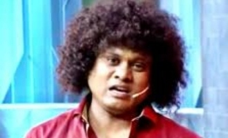Pugazh who makes people laugh cries hard in new viral video