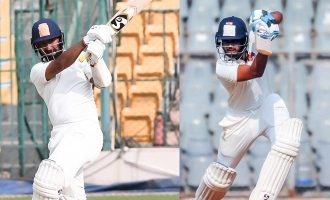 Pujara scores first T20 century, Shreyas Iyer sets T20 record