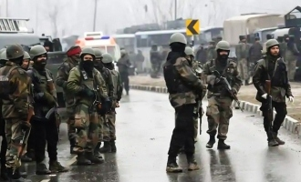 Pulwama attack mastermind killed!