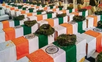 India remembers the 40 martryrs on two years of Pulwama terror attack