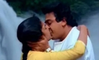 Kamal's lip lock with 16 year old actress becomes a huge controversy