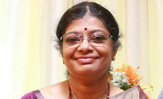 K B 's Daughter Pushpa Kandasamy speaks about her father K Balachander
