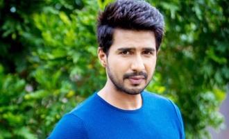 Vishnu Vishal reveals his next film! details here
