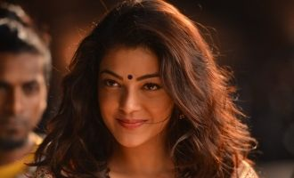 Kajal Agarwal starts training Kamal's iconic martial arts for 'Indian 2' - Video