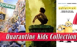 Top Quarantine kids collection