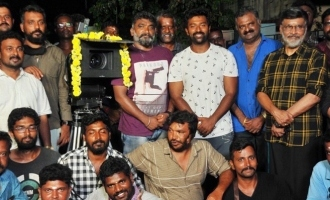 Shanthanu wraps up the shooting of his upcoming flick! - Latest