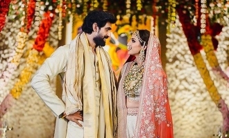 Rana Daggubati - Miheeka's honeymoon click turns viral!
