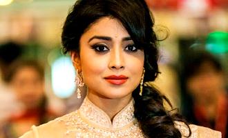 Shriya Saran clarifies about her part in 'Baahubali 2'