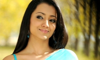 Trisha's action mode in Raangi!