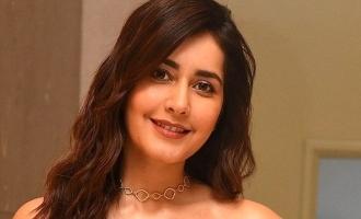 Raashi Khanna's cute holi prank video wins hearts!
